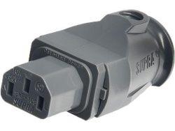 PRISE SECTEUR IEC320 SUPRA S751