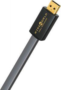 CABLE NUMERIQUE USB WIREWORLD SILVER STARLIGHT