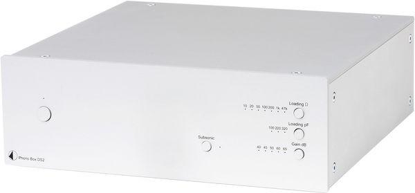 PREAMPLI PHONO TUBE BOX S