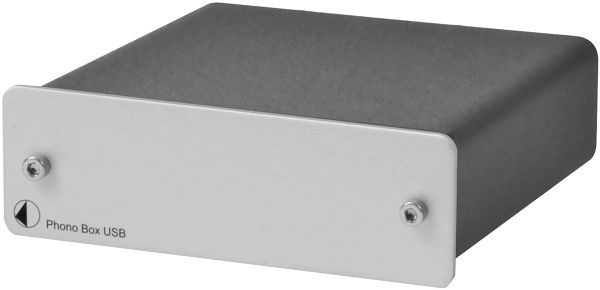 PRÉAMPLI PHONO BOX USB DC