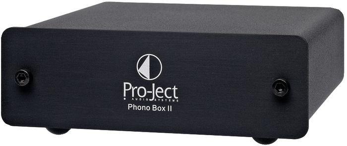 PRÉAMPLI PHONO BOX DC