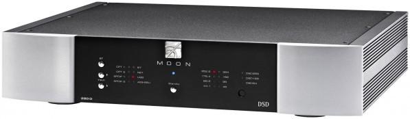 CONVERTISSEUR + LECTEUR DE RESEAU MOON( Sim Audio) 280D MIND