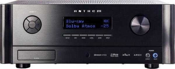 Préampli Processeur ANTHEM AVM60