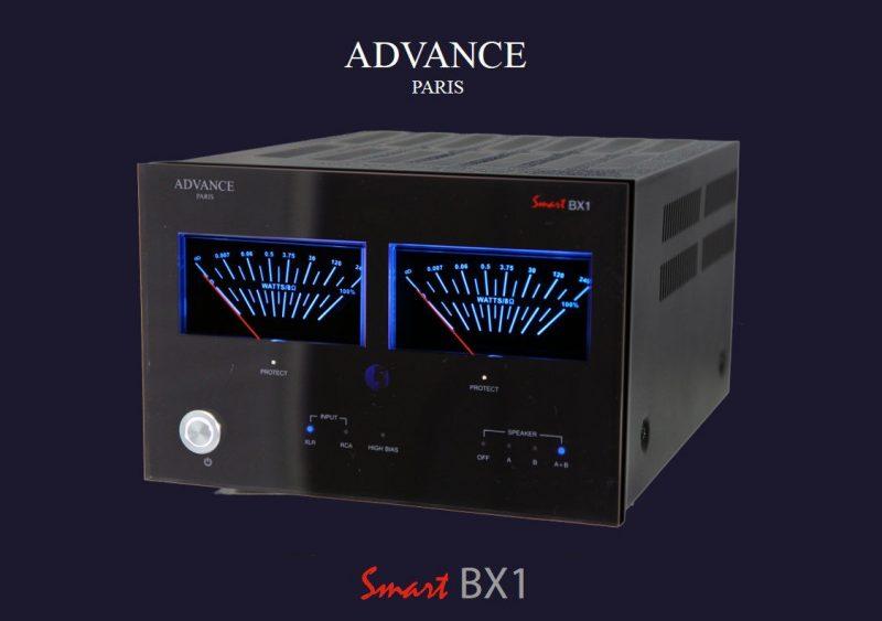AMPLI DE PUISSANCE ADVANCE BX1