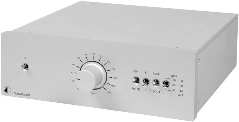 PREAMPLI PHONO PRO-JECT RS