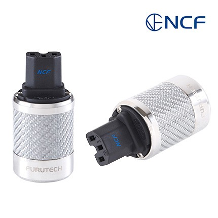 CONNECTEUR FURUTECH TYPE IEC FI-50NCF (R) NANO CRYSTAL