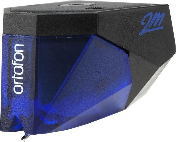 CELLULE ET DIAMANT ORTOFON 2M BLUE