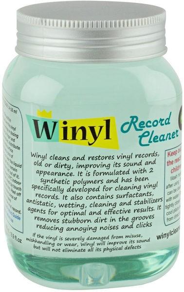 Gel de nettoyage pour vinyles WINYL