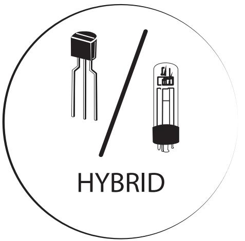 AMPLI INTEGRE HYBRID TUBES TAGA HARMONY HTA700B V2