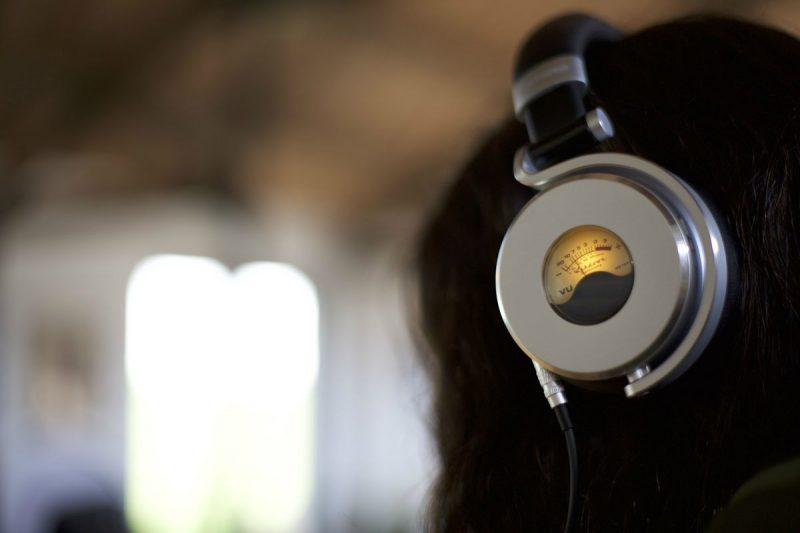 CASQUE BLUETOOTH MUSIC METERS OV-1 Noir & Silver