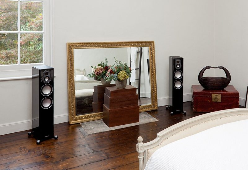 ENCEINTES MONITOR AUDIO SERIE 5G GOLD 200 (PAIRE)