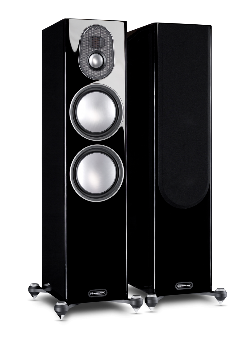 ENCEINTES MONITOR AUDIO SERIE 5G GOLD 300 (paire)