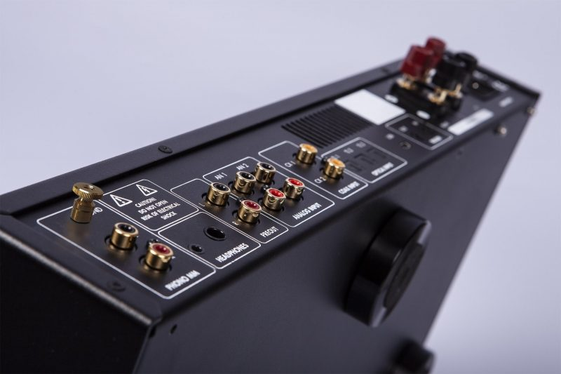 AMPLI INTEGRE DAC ELECTROCOMPANIET ECI 80D