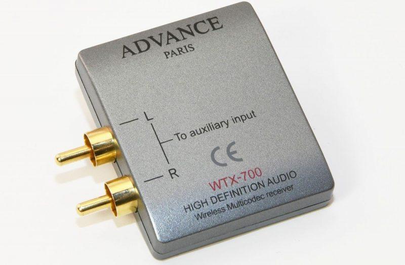 RECEPTEUR BLUTOOTH HD ADVANCE WTX700